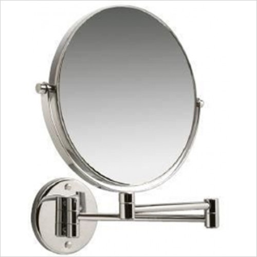 Miller From Sweden Accessories - Beem Primary Wall Mounted Round Mirror