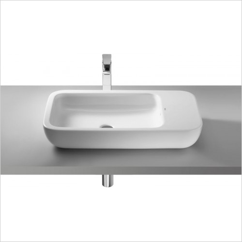 Roca - Khroma On Countertop Basin 750 x 400mm
