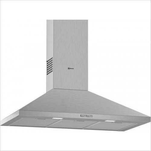 Neff - N30 Pyramid Chimney Hood 90cm