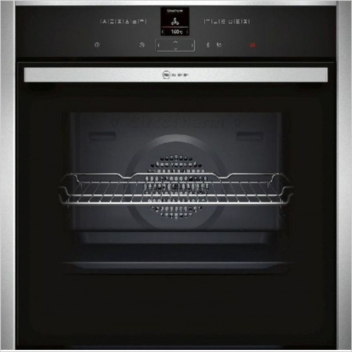Neff - N70 Single Pyrolytic Oven With CircoTherm