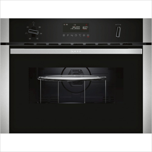 Neff - N50 Compact 45cm Microwave Combination Oven