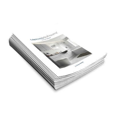Download the Mereway Bathrooms Brochure