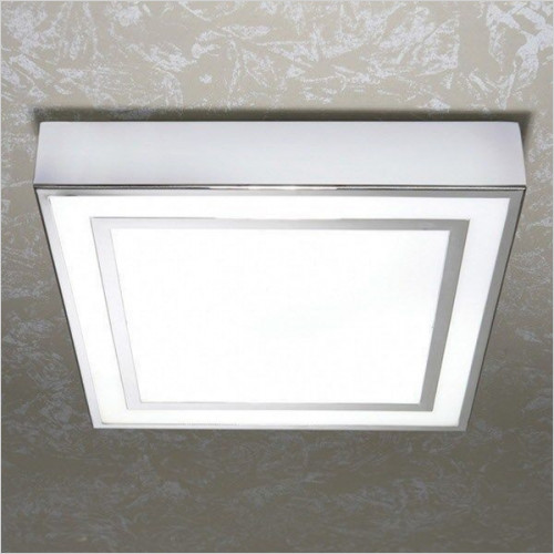 HiB Accessories - Yona Square Ceiling Light 26.5 x 26.5 x 5cm