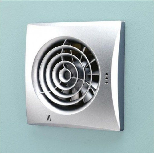 HiB Accessories - Hush TH Fan 15.8 x 15.8 x 3cm