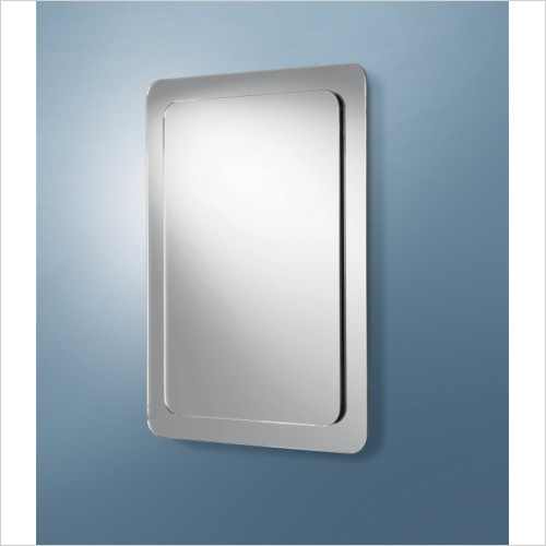 HiB Accessories - Almo Rectangular Mirror 60 x 40cm