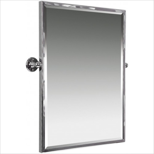 Miller From Sweden Accessories - Classic Framed Swivel Mirror