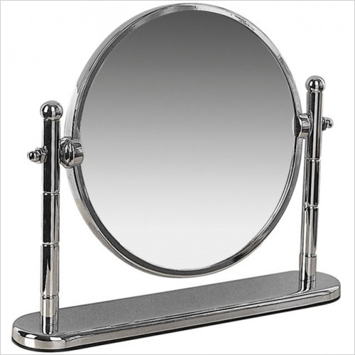 Miller From Sweden Accessories - Classic Freestanding Round Mirror