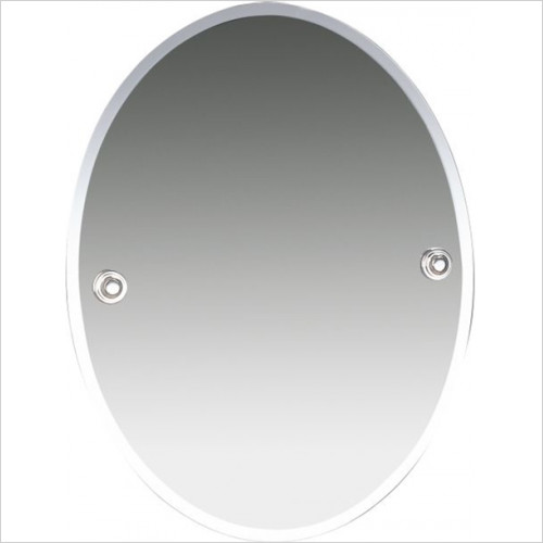Miller From Sweden Accessories - Oslo Wall Mounted Mirror