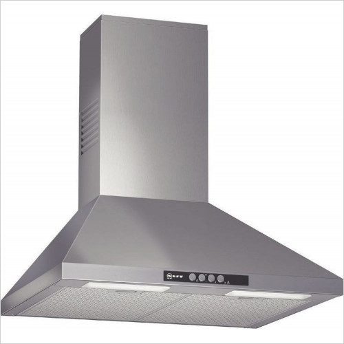 60cm Pyramid Design Chimney Extractor Hood