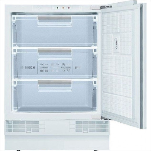 Bosch - Serie 6 82 x 60cm Built Under Freezer