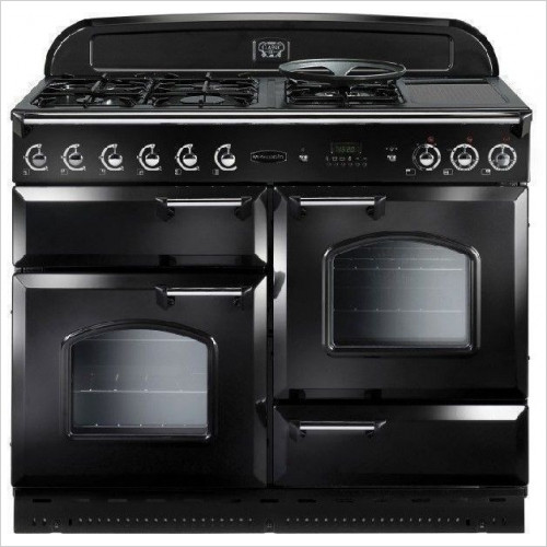 Rangemaster Appliances - Classic 110cm Range Cooker, Natural Gas With FSD