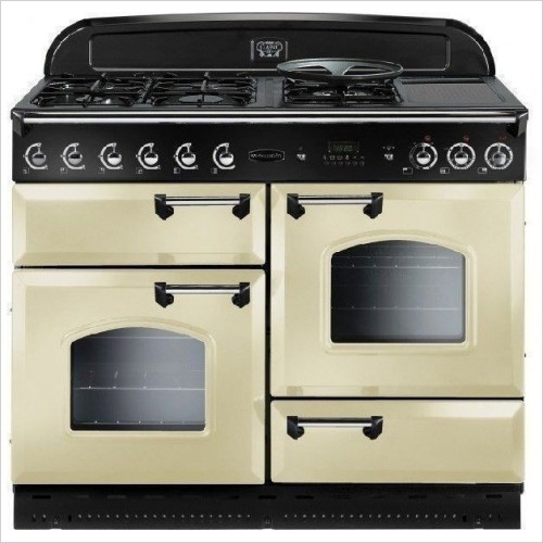 Classic 110cm Range Cooker, Natural Gas With FSD