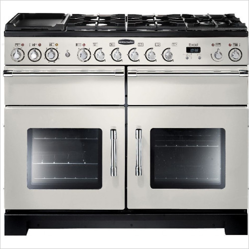 Rangemaster Appliances - Excel 110cm Range Cooker, Dual Fuel With FSD