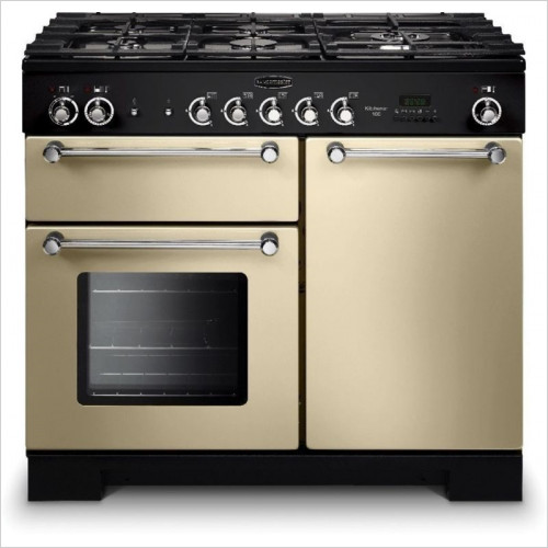 Rangemaster Appliances - Kitchener 100cm Range Cooker, Dual Fuel
