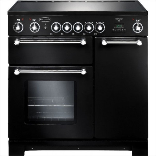 Rangemaster Appliances - Kitchener 90cm Range Cooker, Ceramic