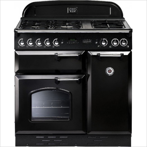 Rangemaster Appliances - Classic 90cm Range Cooker, Dual Fuel With FSD