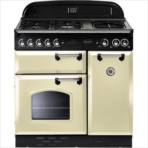 Rangemaster Appliances - Classic 90cm Range Cooker, Natural Gas With FSD