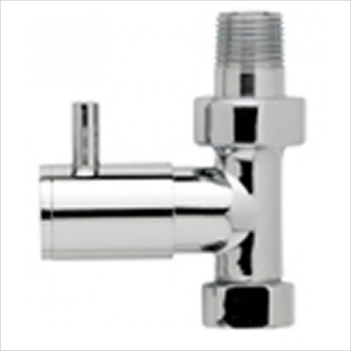 Estuary Accessories - Minimalist Radiator Valves (Straight)