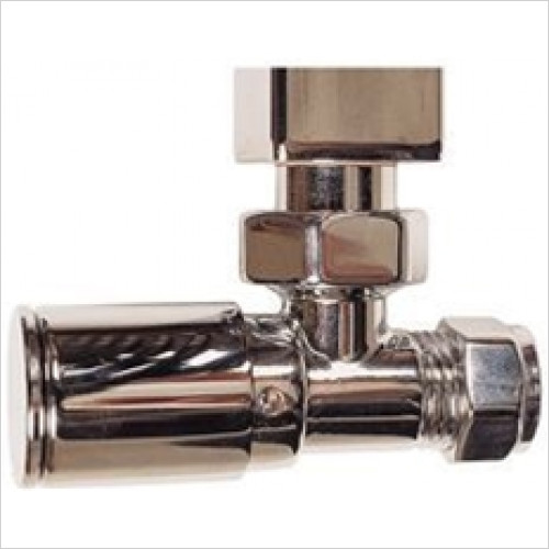 Estuary Accessories - Angle Radiator Valve