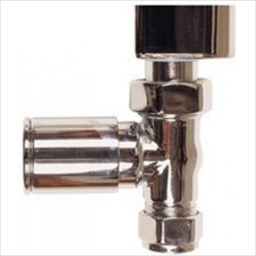 Estuary Accessories - Straight Radiator Valve