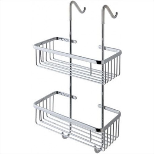 Estuary Accessories - Rectangle Hanging Basket 275 x 125 x 510mm