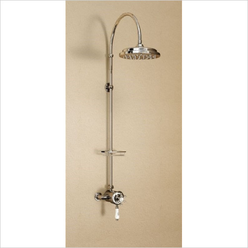 Burlington Bathrooms - Birkenhead Wye Exposed Thermostatic Shower