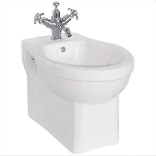Burlington Bathrooms - Wall Hung Bidet