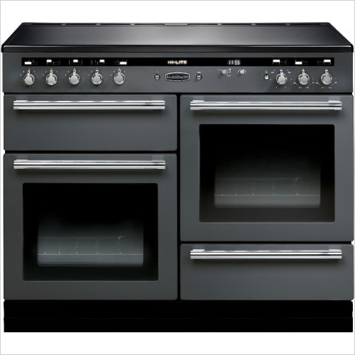 Rangemaster Appliances - Hi-Lite 110cm Range Cooker, Induction