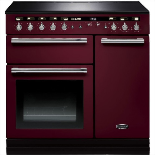Rangemaster Appliances - Hi-Lite 90cm Range Cooker, Induction