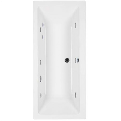 Estuary Bathrooms - Quantum Duo Bath 1700 x 750mm, Carronite