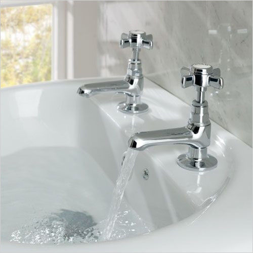 Estuary Bathrooms - Haymarket Standard Basin Taps