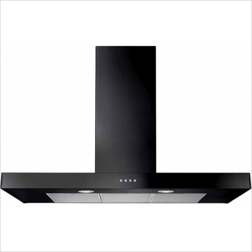 Rangemaster Appliances - Flat 100cm Cooker Hood