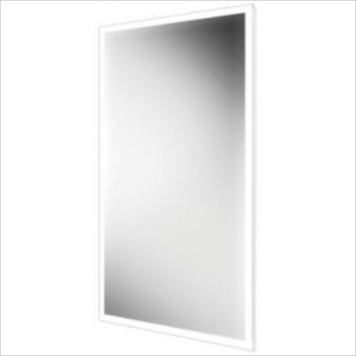 HiB Accessories - Globe 45 Mirror 80 x 45 x 4.5cm