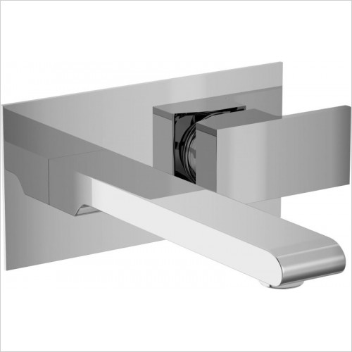 Mere Bathrooms - Tenza Concealed Single Lever Basin Mixer