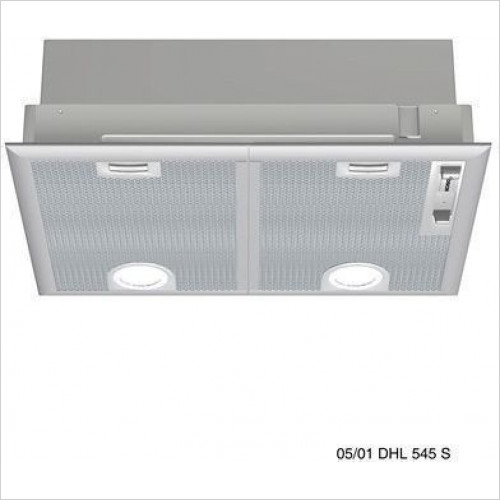 Bosch - Serie 4 Canopy Extractor Hood