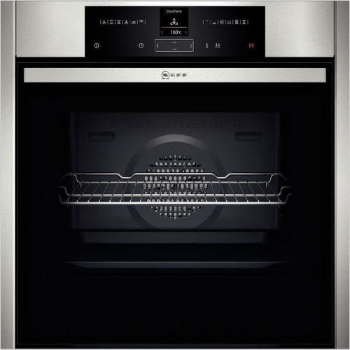 Neff - Single Pyrolytic Oven With CircoTherm, Electronic