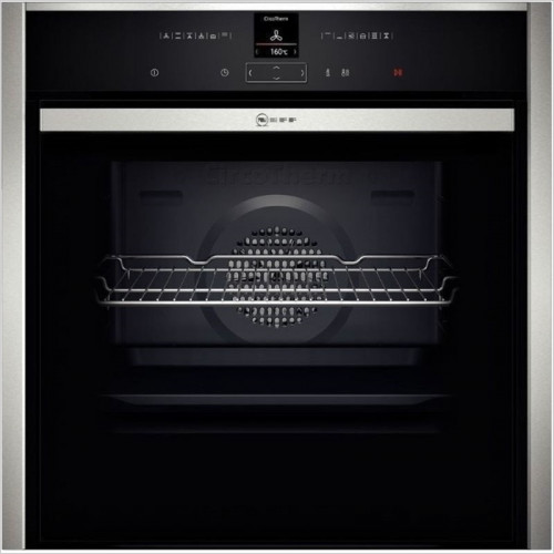 Neff - Slide & Hide Single Oven With CircoTherm, Electronic