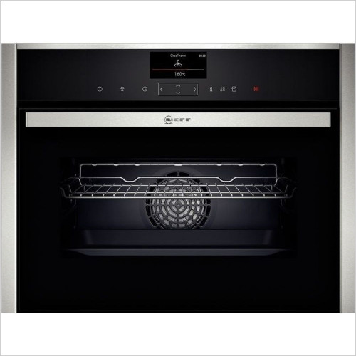 Compact Steam Oven With CircoTherm, Electronic
