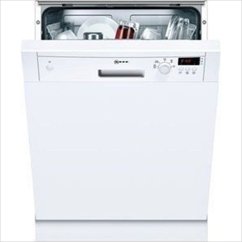 Neff - N30 60cm Semi Integrated Dishwasher