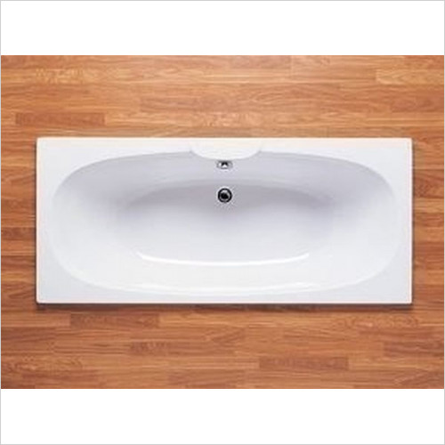 Roca - Sitges Double Ended Bath 1700 x 750mm