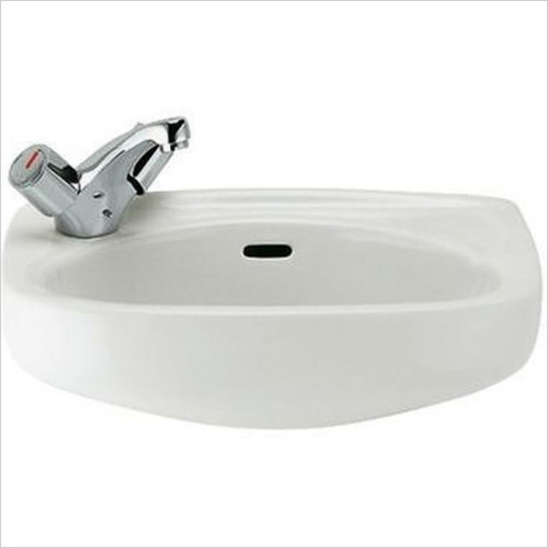 Roca - Ibis Cloakroom Basin 440 x 310mm 0TH