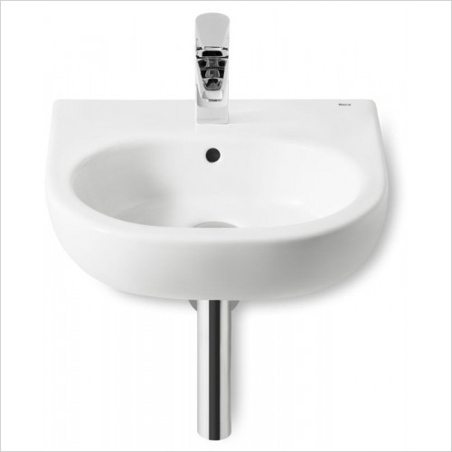 Roca - Meridian-N Wall Hung Basin 450 x 420mm 1TH