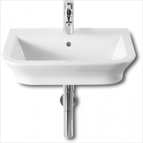 Roca - The Gap Wall Hung Basin 550 x 470mm 1TH