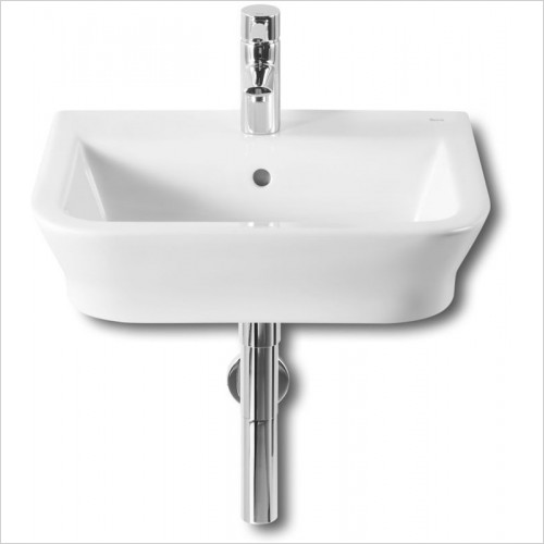 Roca - The Gap Wall Hung Basin 500 x 420mm 1TH
