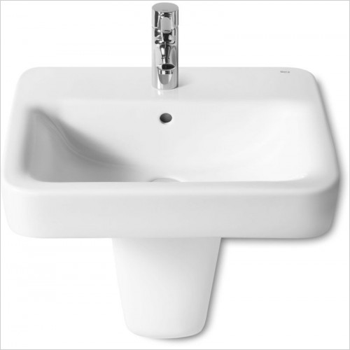 Roca - Senso Square Vanity Basin 550 x 440mm 1TH