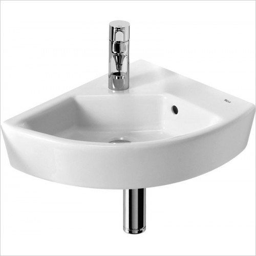 Roca - Hall Corner Basin 350 x 430mm 1TH RH