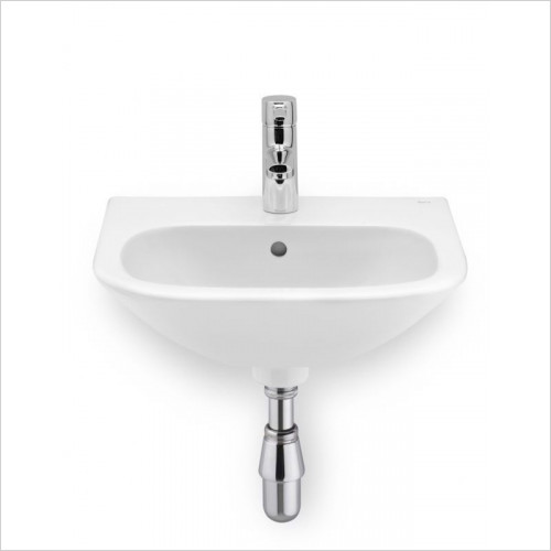 Roca - Nexo Cloakroom Basin 450 x 365mm 1TH RH