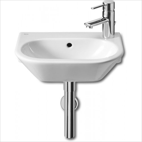 Roca - Nexo Cloakroom Basin 405 x 275mm 1TH RH