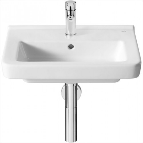 Roca - Dama-N Wall-Hung Compact Basin 500 x 320mm 1TH