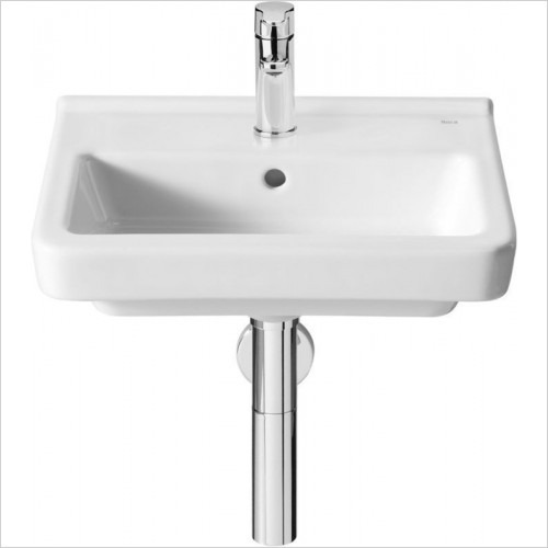 Roca - Dama-N Wall-Hung Compact Basin 450 x 320mm 1TH